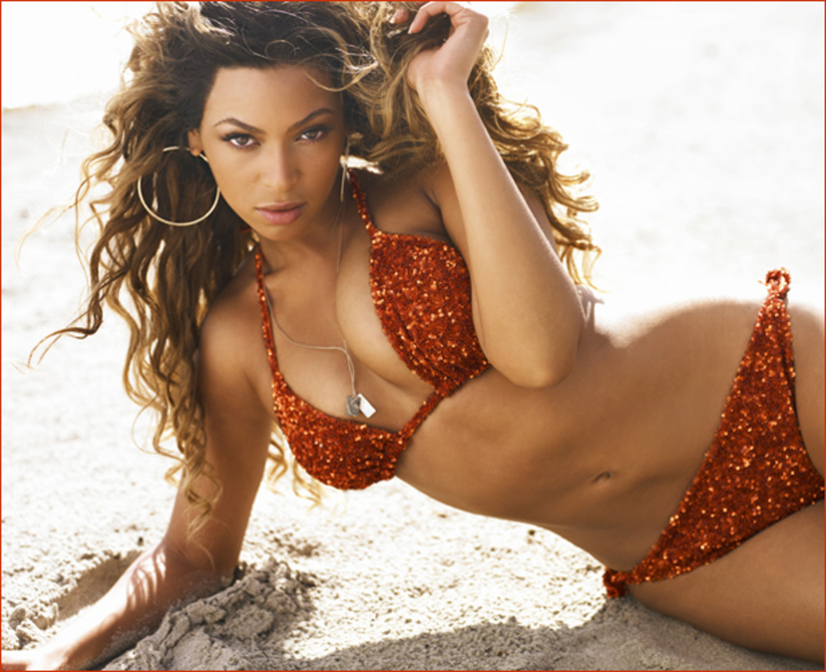 Beyonce in Miami, 2007  :: Cliff Watts