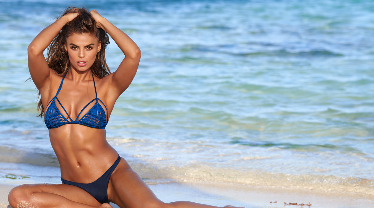 Brooks Nader is headed to Bali for her rookie SI Swimsuit photo shoot
