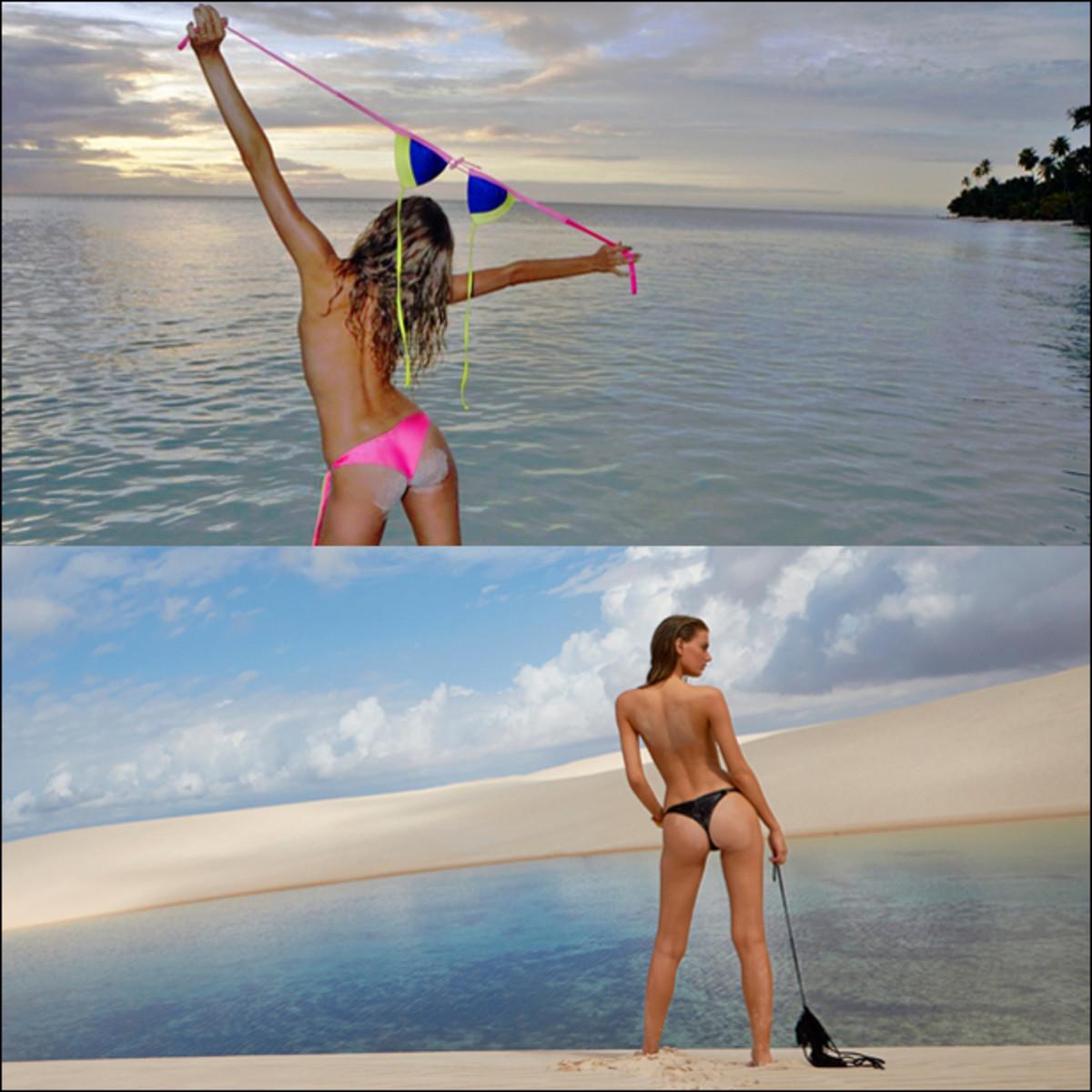 Seychelles, 2012 :: James Macari/SI   |||   Brazil, 2014 :: Raphael Mazzucco/SI