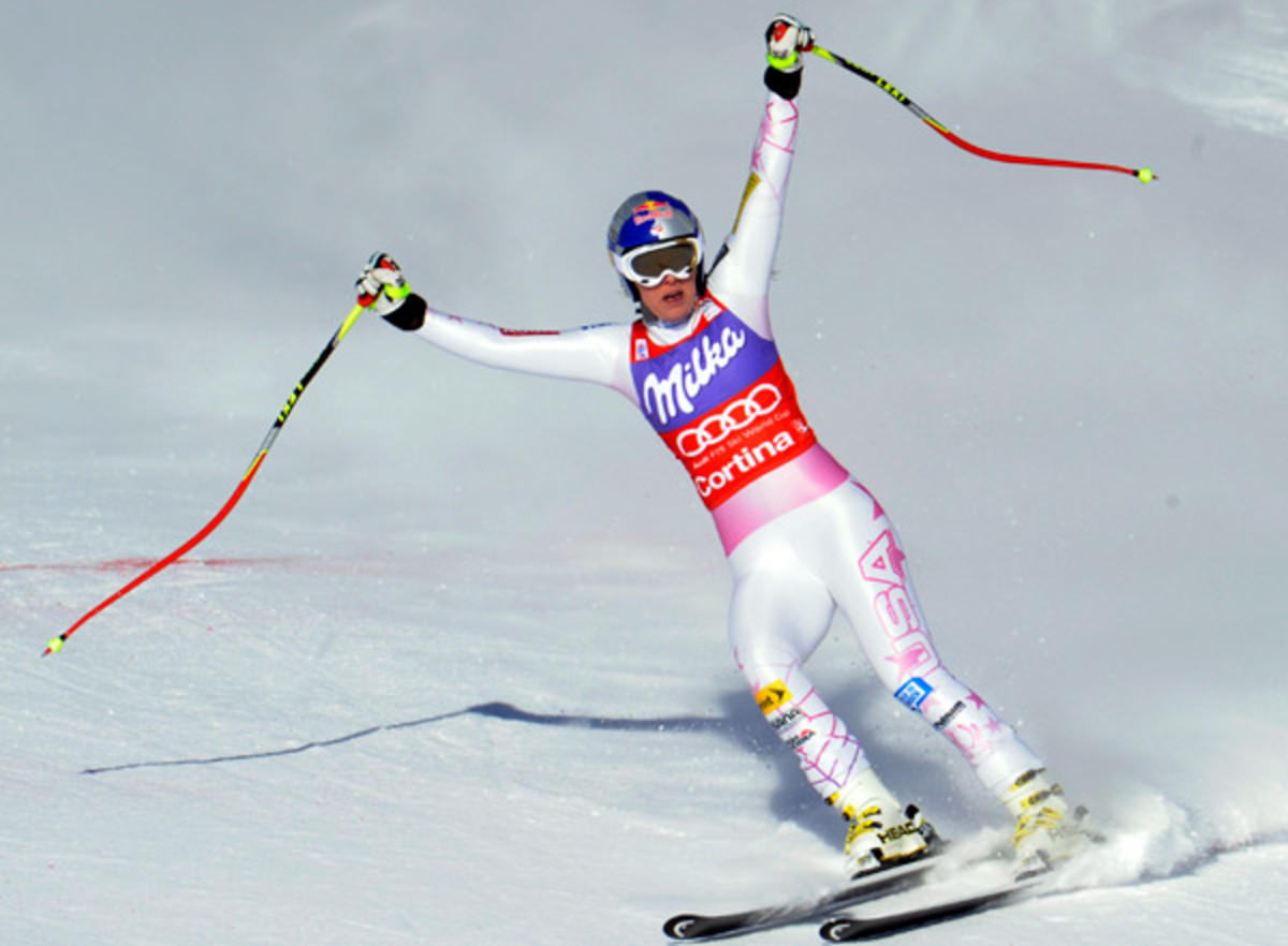 Lindsey Vonn :: Christophe Pallot/Agence Zoom/Getty Images