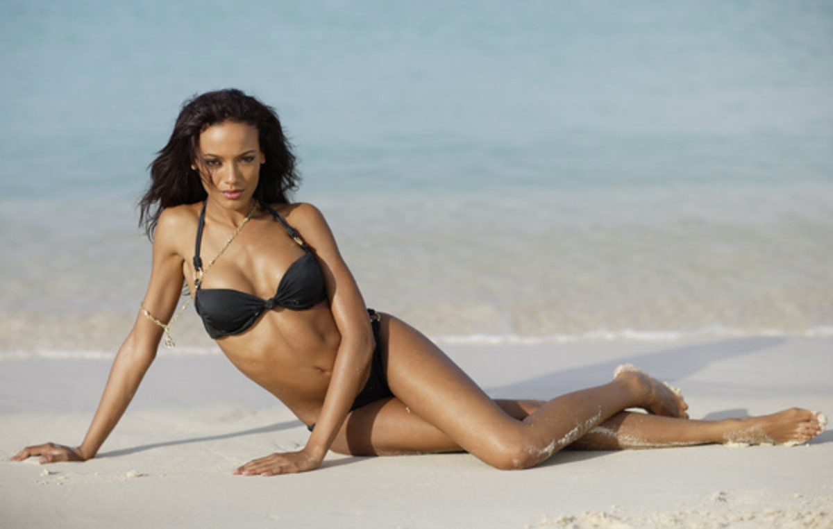 Selita Ebanks :: Walter Iooss Jr./SI
