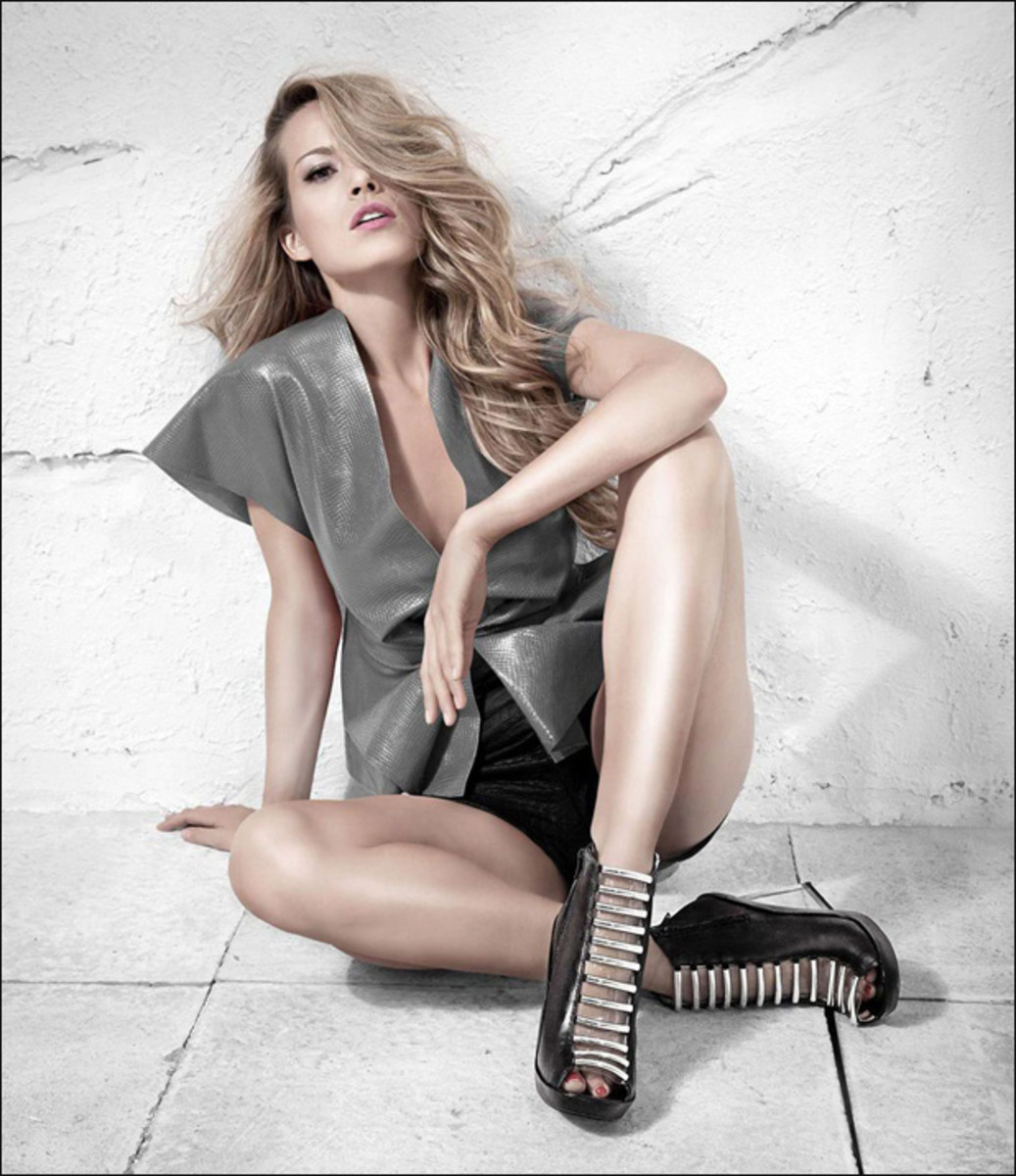Petra Nemcova :: Browns Shoes, SS 2014