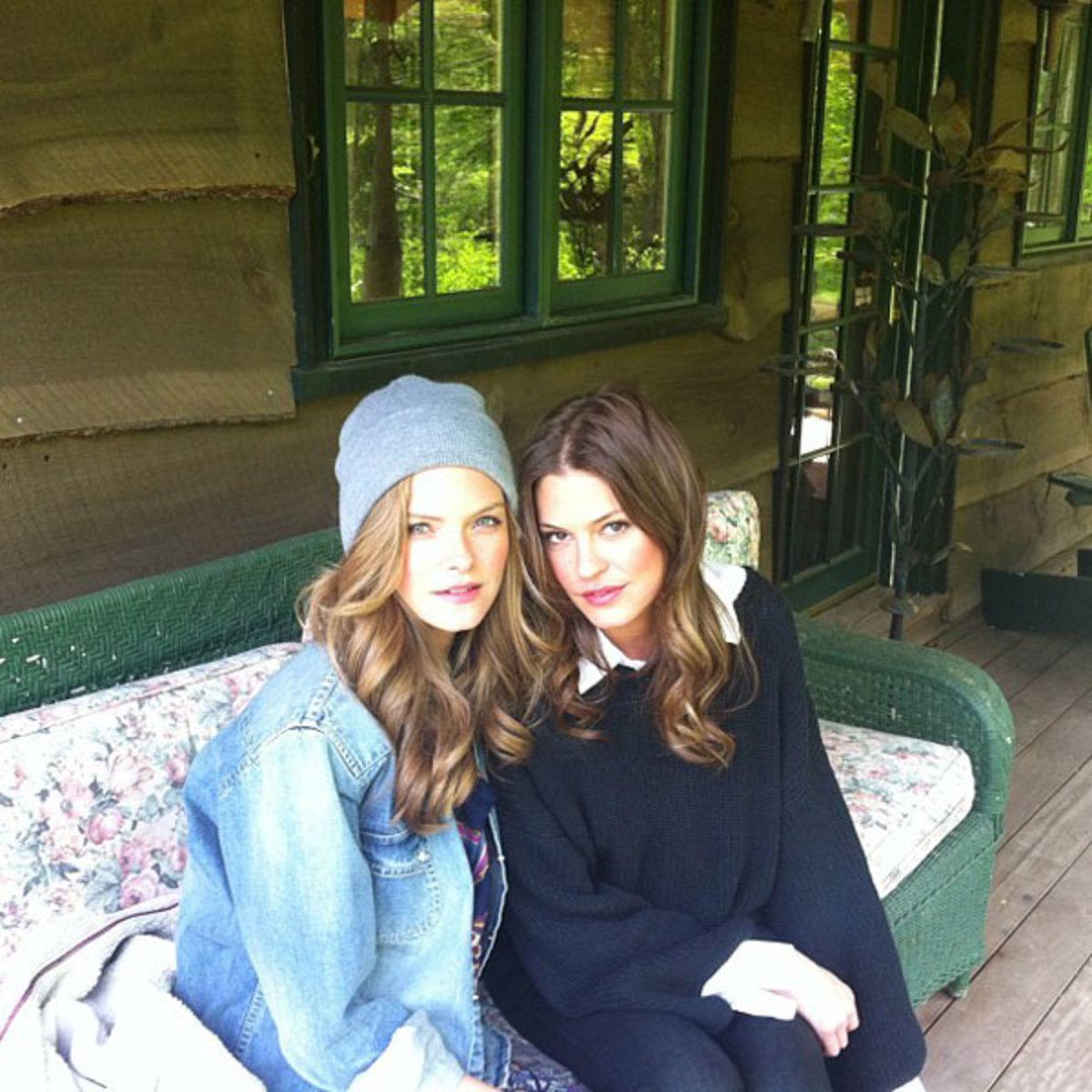 Jessica Perez and Dominique Piek :: @jesslperez