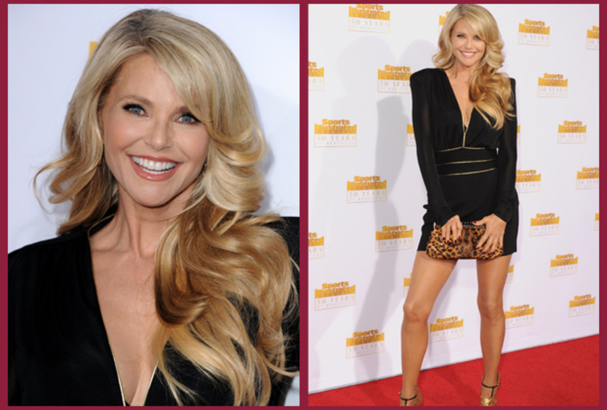 Christie Brinkley  ::