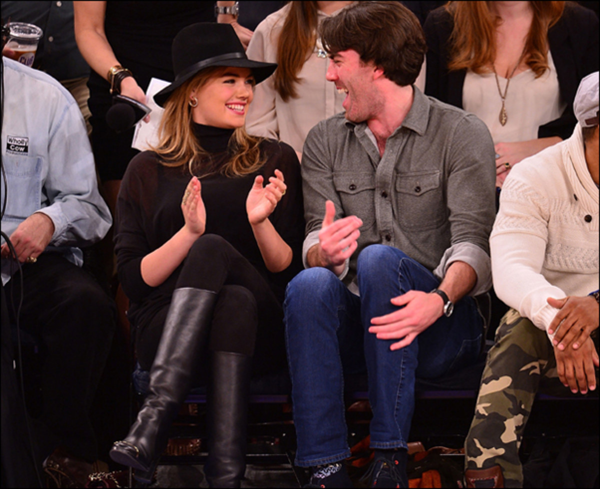 Kate Upton and friends :: James Devaney/WireImage