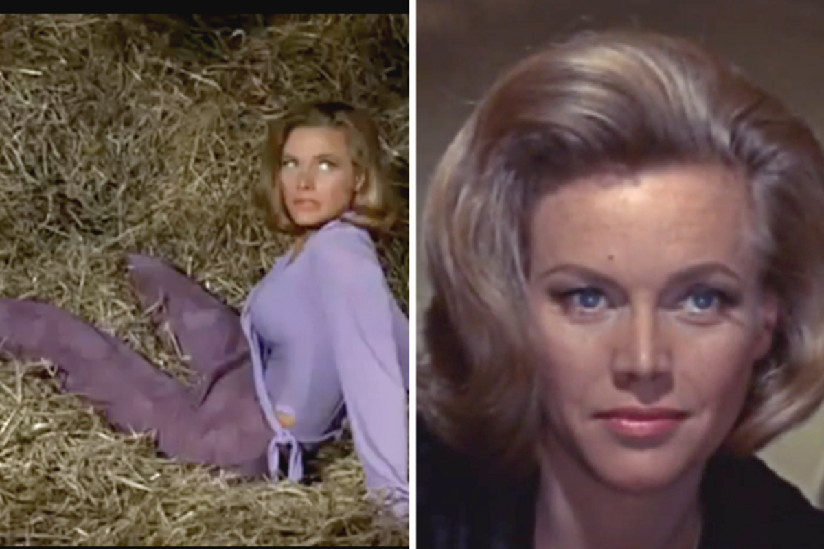 Pussy Galore (Honor Blackman) :: Goldfinger/YouTube.com