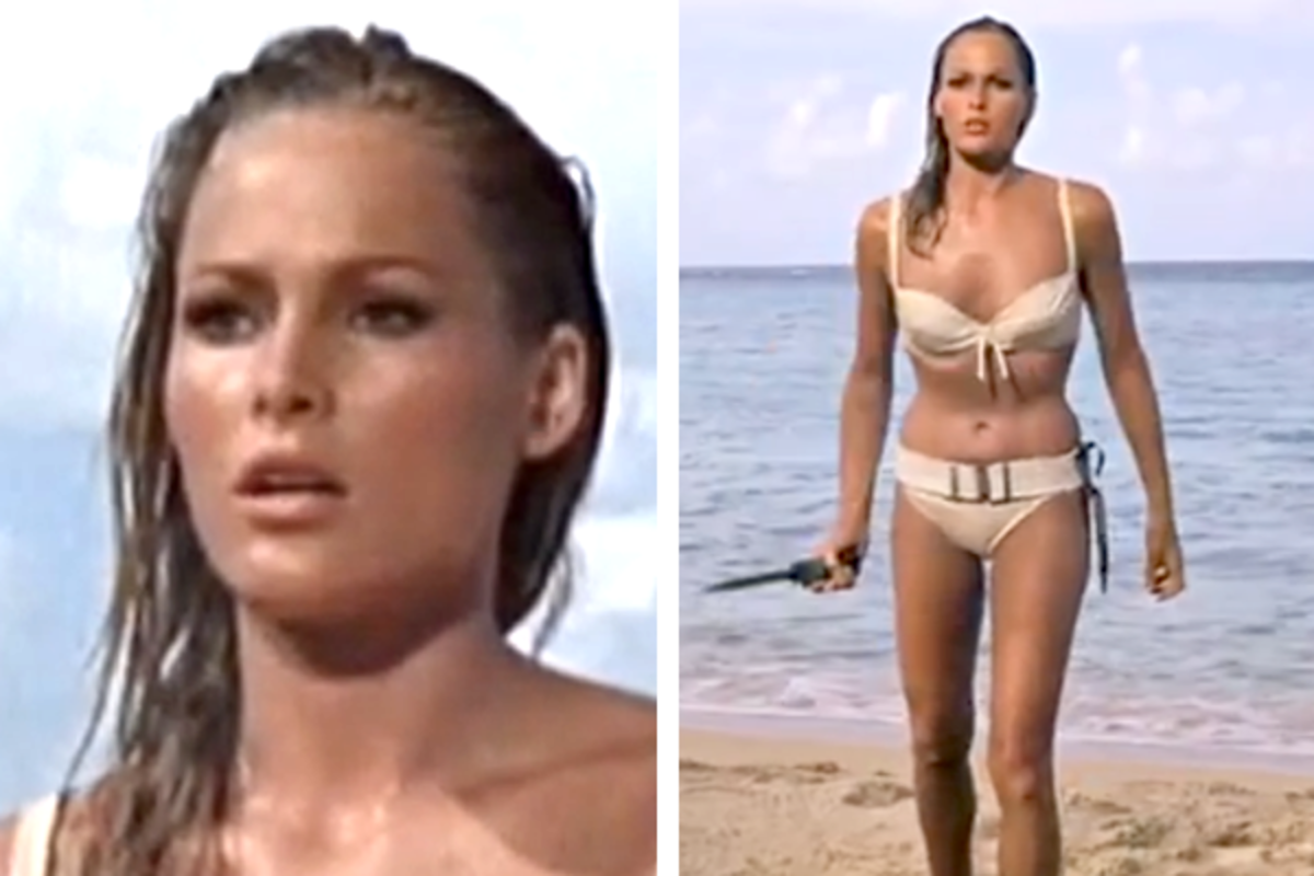 Honey Rider (Ursula Andress) :: Dr. No