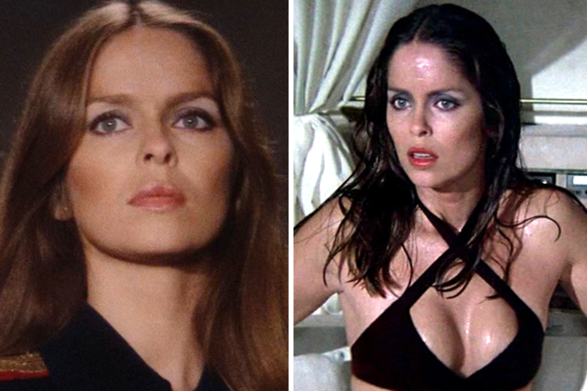 Anya Amasova (Barbara Bach) :: The Spy Who Loved Me