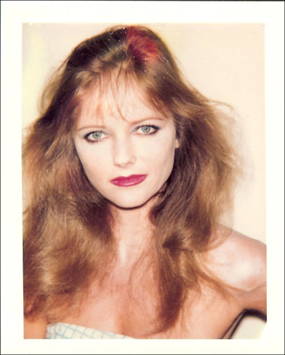 Cheryl Tiegs, 1984  ::  © 2013 The Andy Warhol Foundation for the Visual Arts, Inc.
