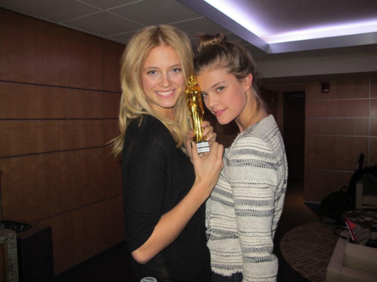 Kate Bock and Nina Agdal :: MJ Day/SI