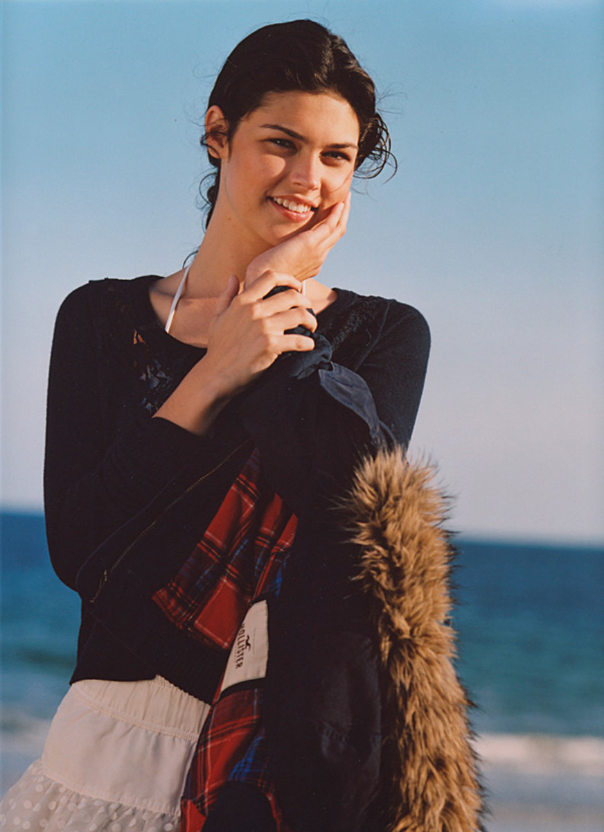 Laura Layne :: Bruce Weber for Abercrombie and Fitch