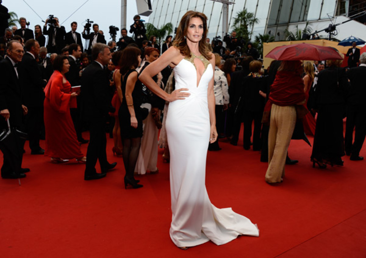 Cindy Crawford :: Foc Kan/Getty Images
