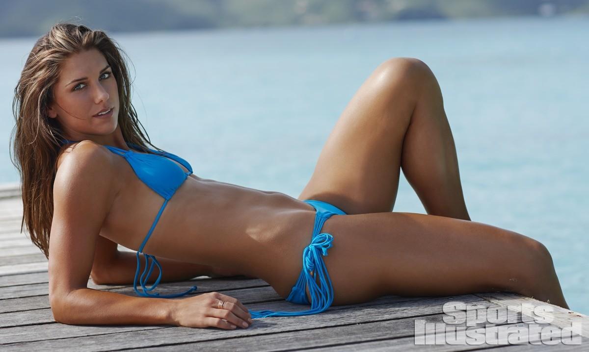 Alex Morgan 2014 Swimsuit 7
