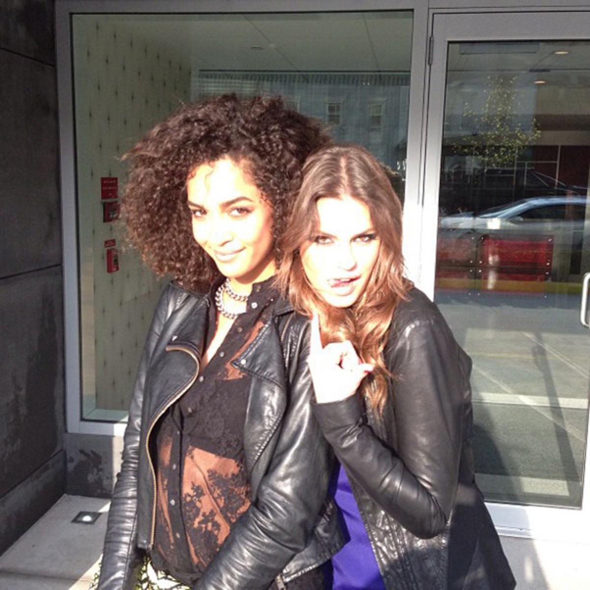 Laura Scott and Dominique Piek :: @dompiek