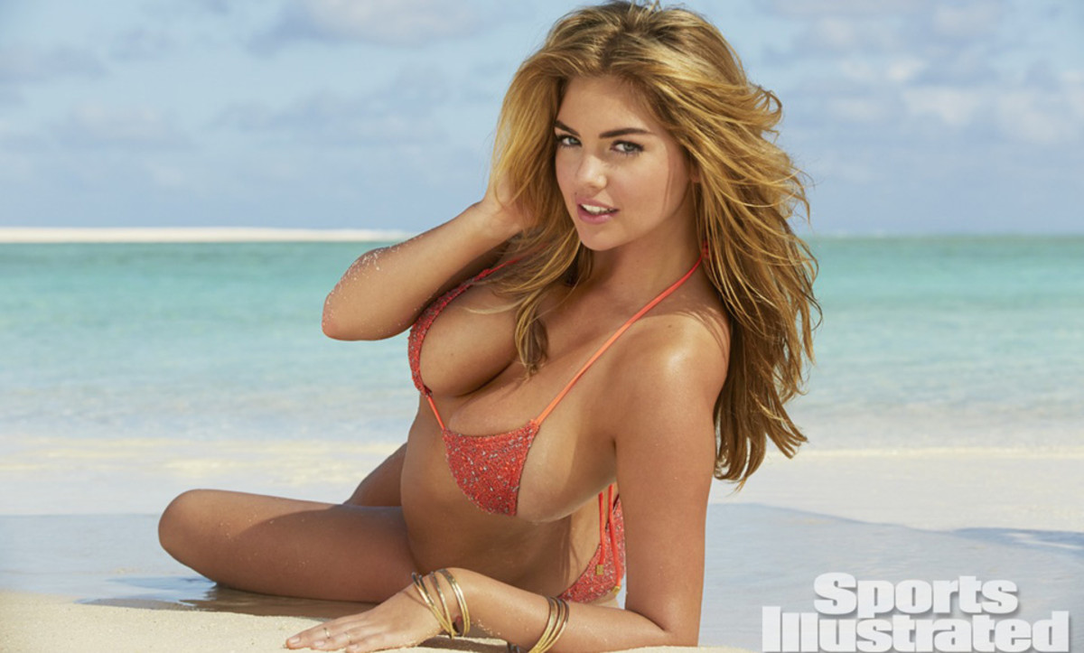 Find out why Kate Upton hasn't posed nude just yet