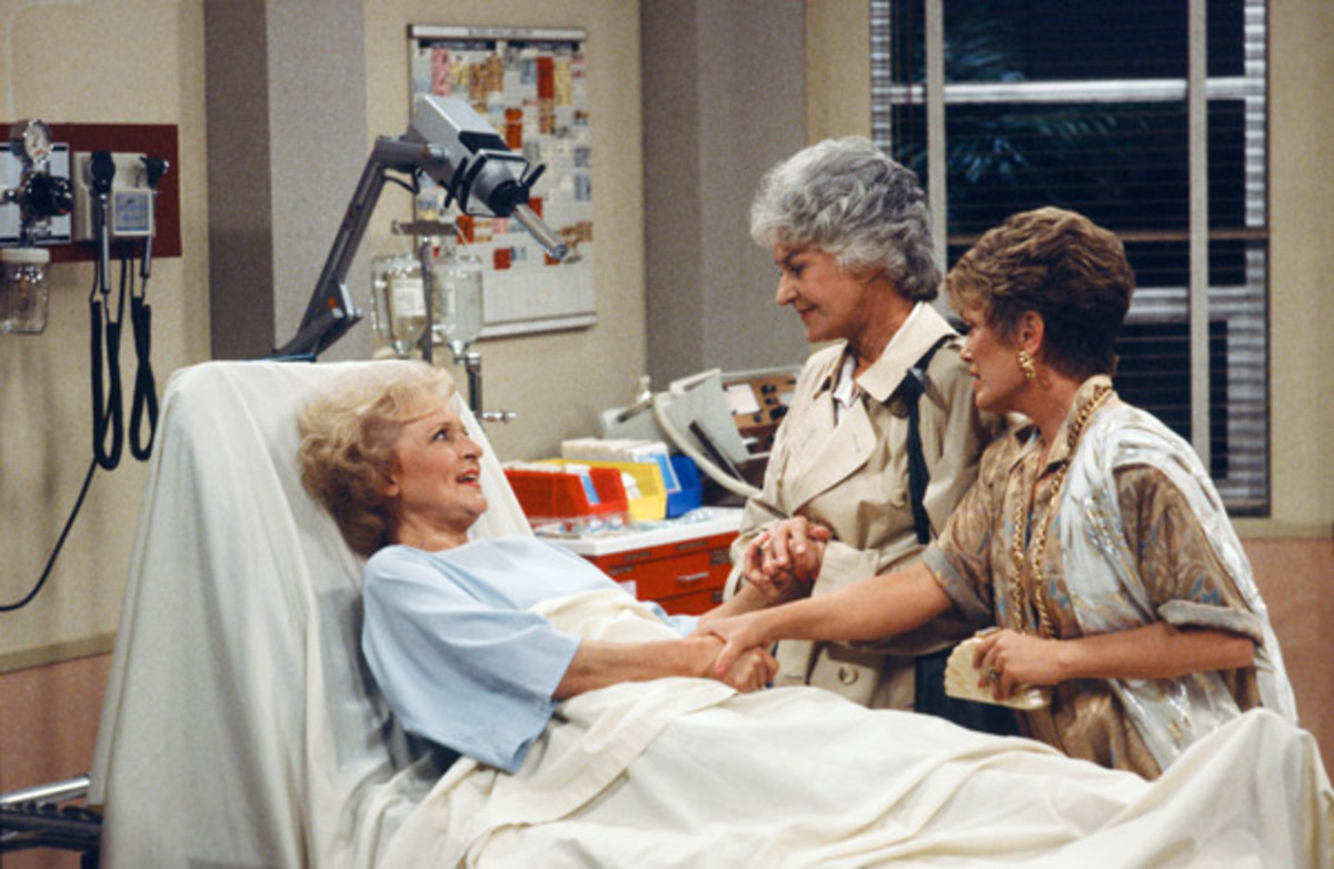 Golden Girls :: Getty Images