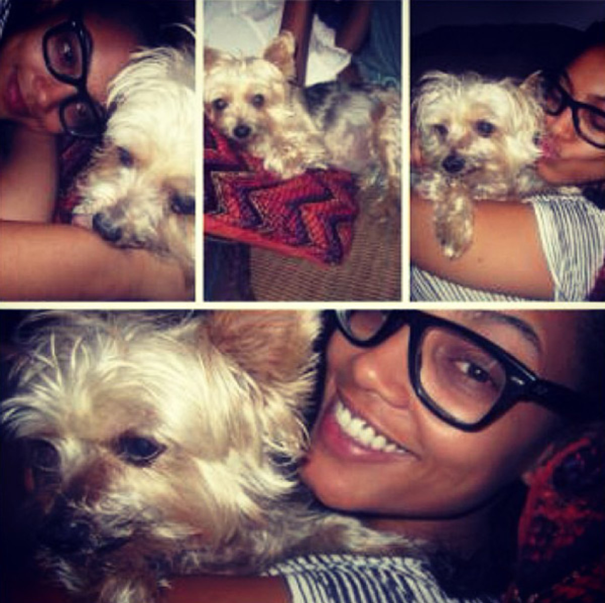 Ariel and Hershey :: @1arielmeredith