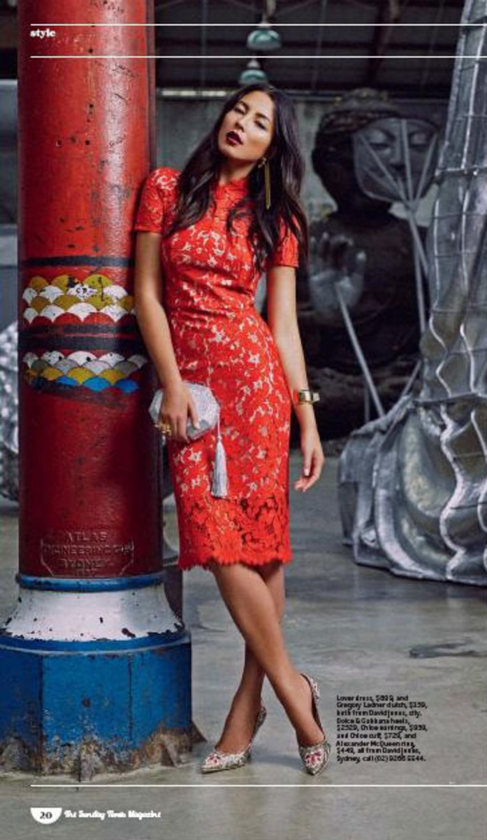 Jessica Gomes for STM