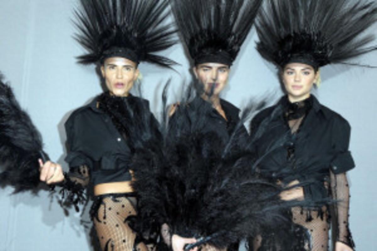 Louis Vuitton : Backstage - Paris Fashion Week Womenswear  Spring/Summer 2014