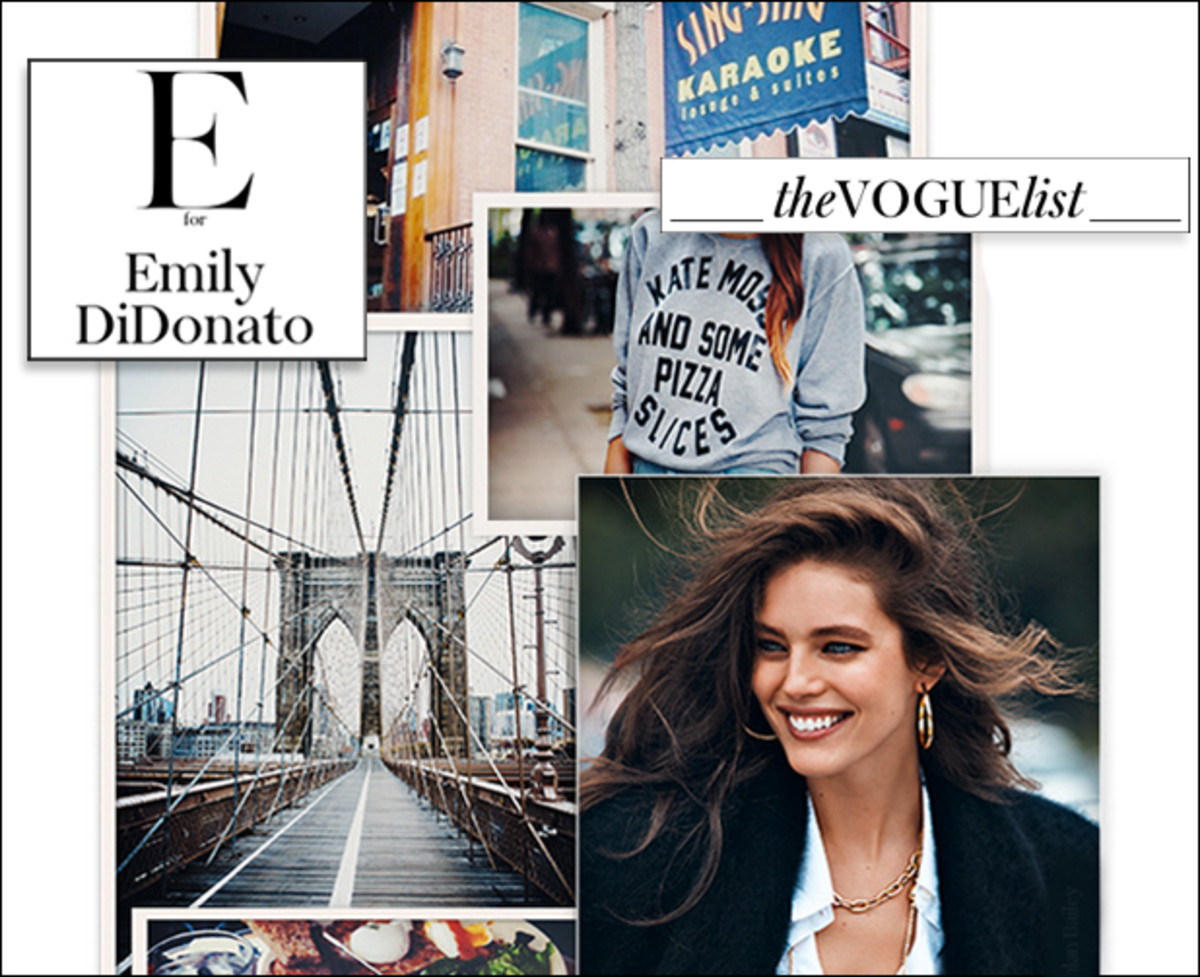 Emily DiDonato :: vogue.fr/travel