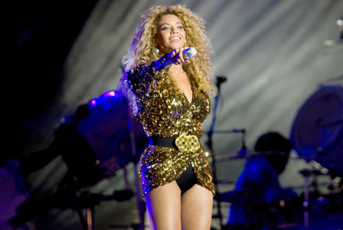Beyonce :: Samir Hussein/Getty Images