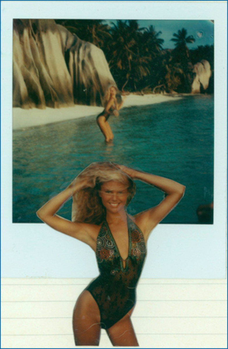 Courtesy of Christie Brinkley