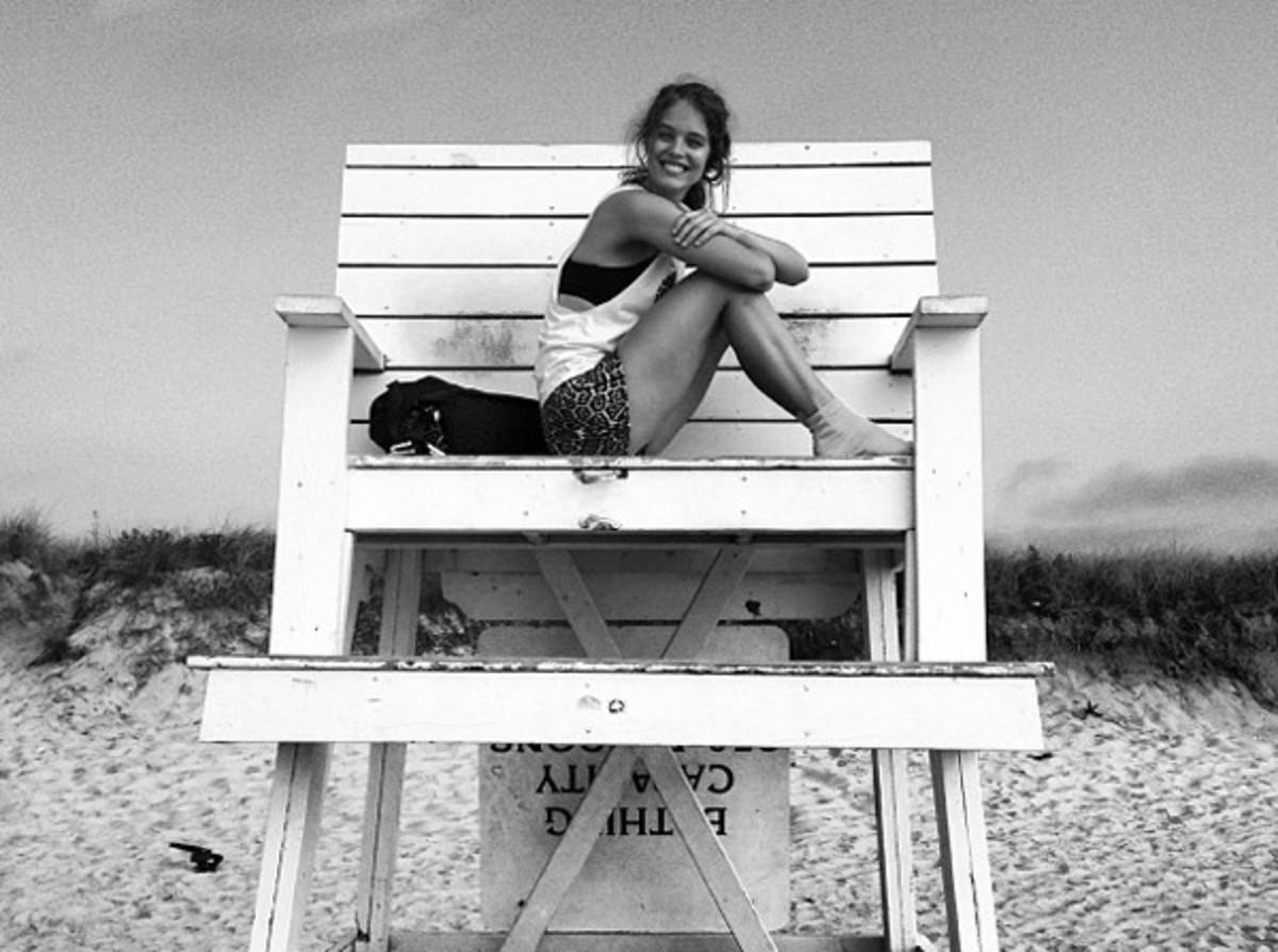Emily DiDonato in the Hamptons :: @emilydidonato1