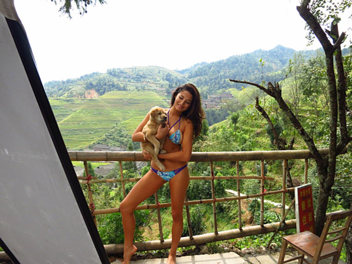 Jessica Gomes (2013, China)