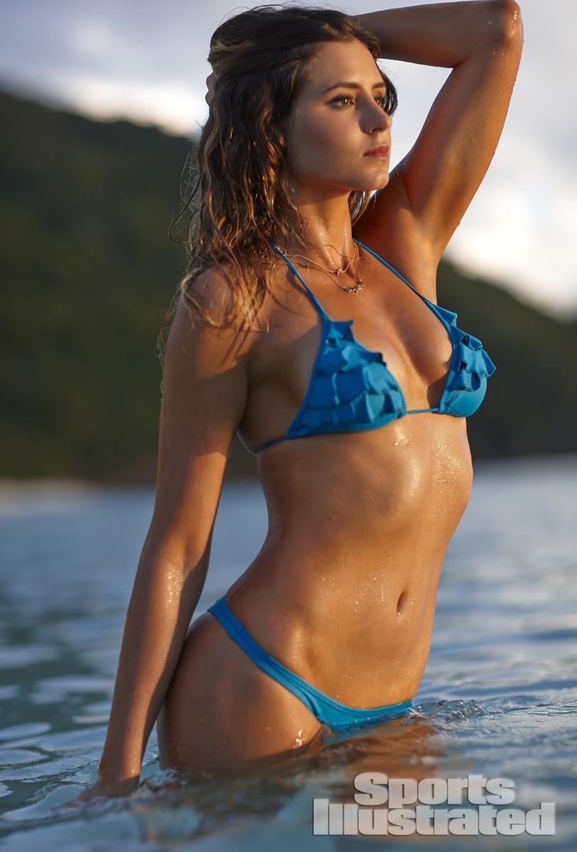 Anastasia Ashley 2014 Swimsuit 1
