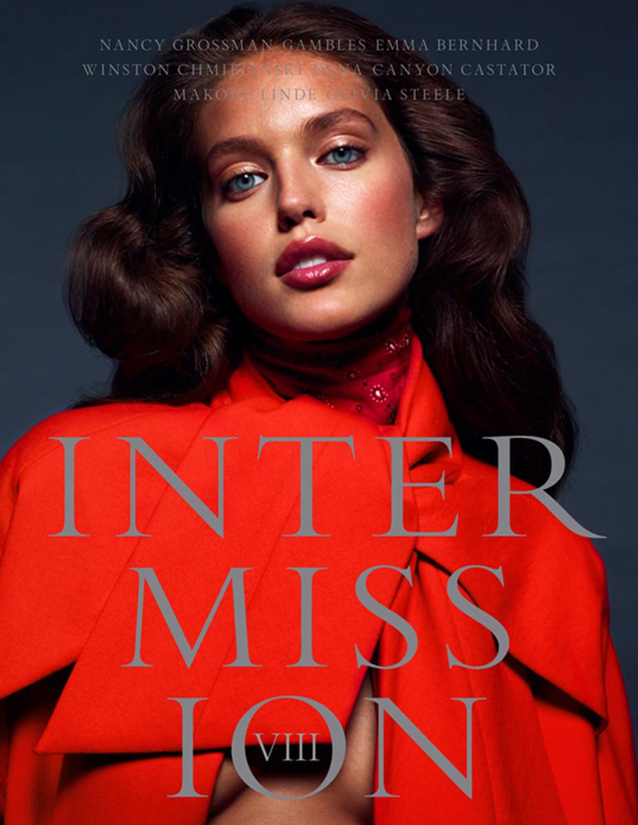 Emily DiDonato Intermission cover