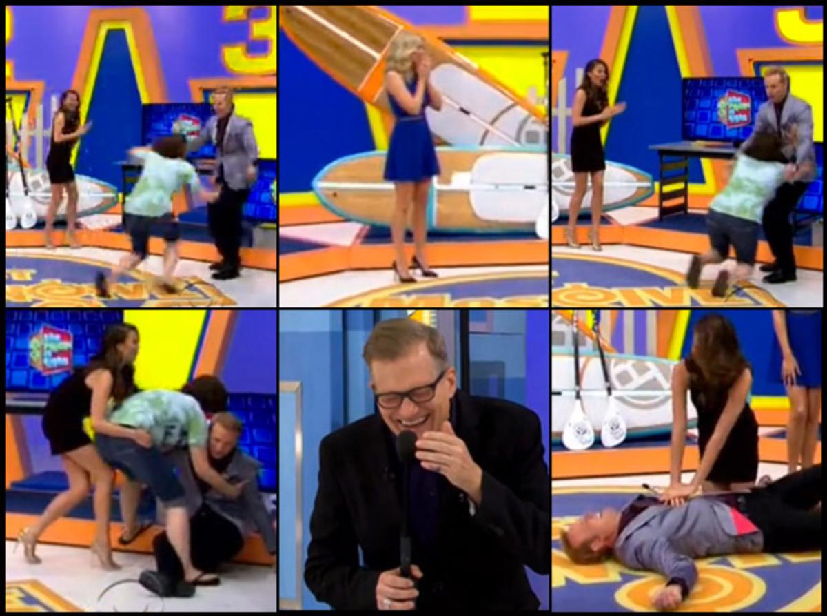 Chrissy Teigen aids a rogue contestant :: Yahoo.com
