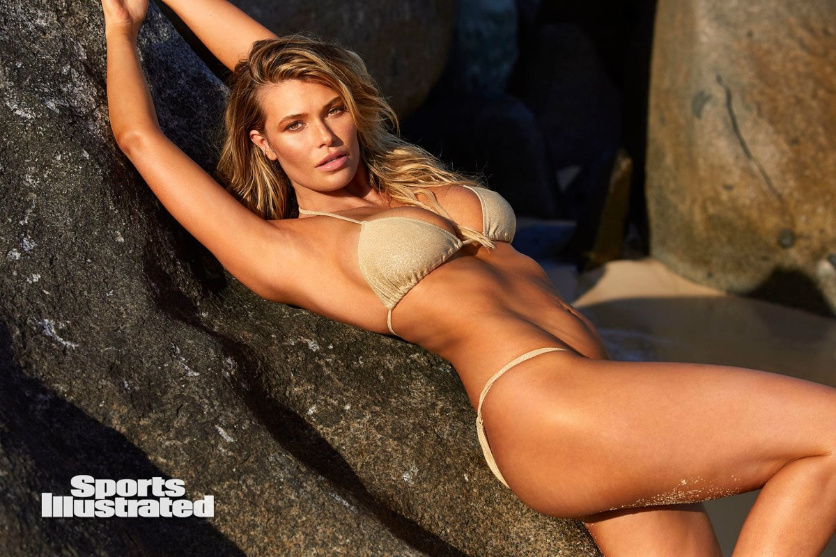 Meet Si Swimsuit 2020 Model Samantha Hoopes Swimsuit Si Com