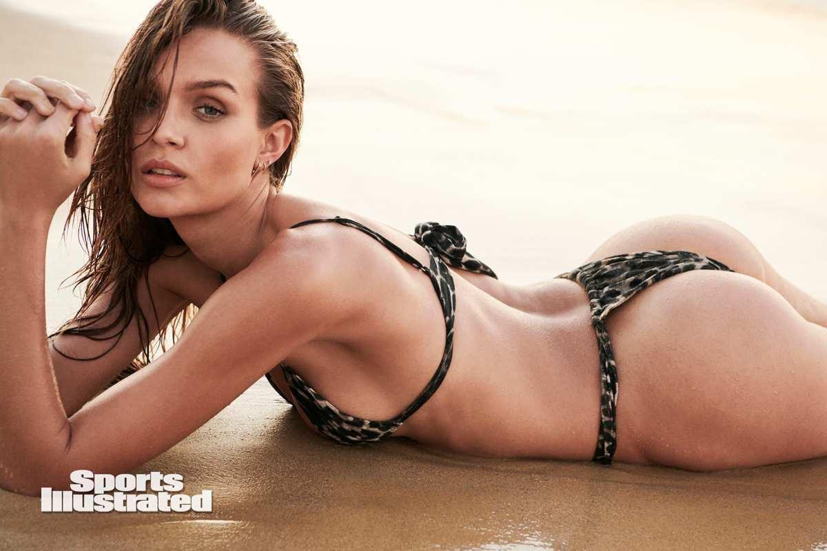 Italian model Bianca Balti nude for 2017 Sports
