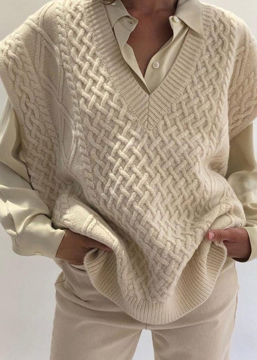 The Frankie shop sweater vest