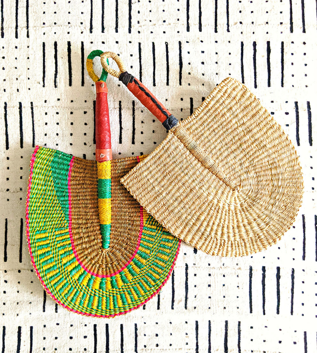 african-woven-fans-colorful-neutral