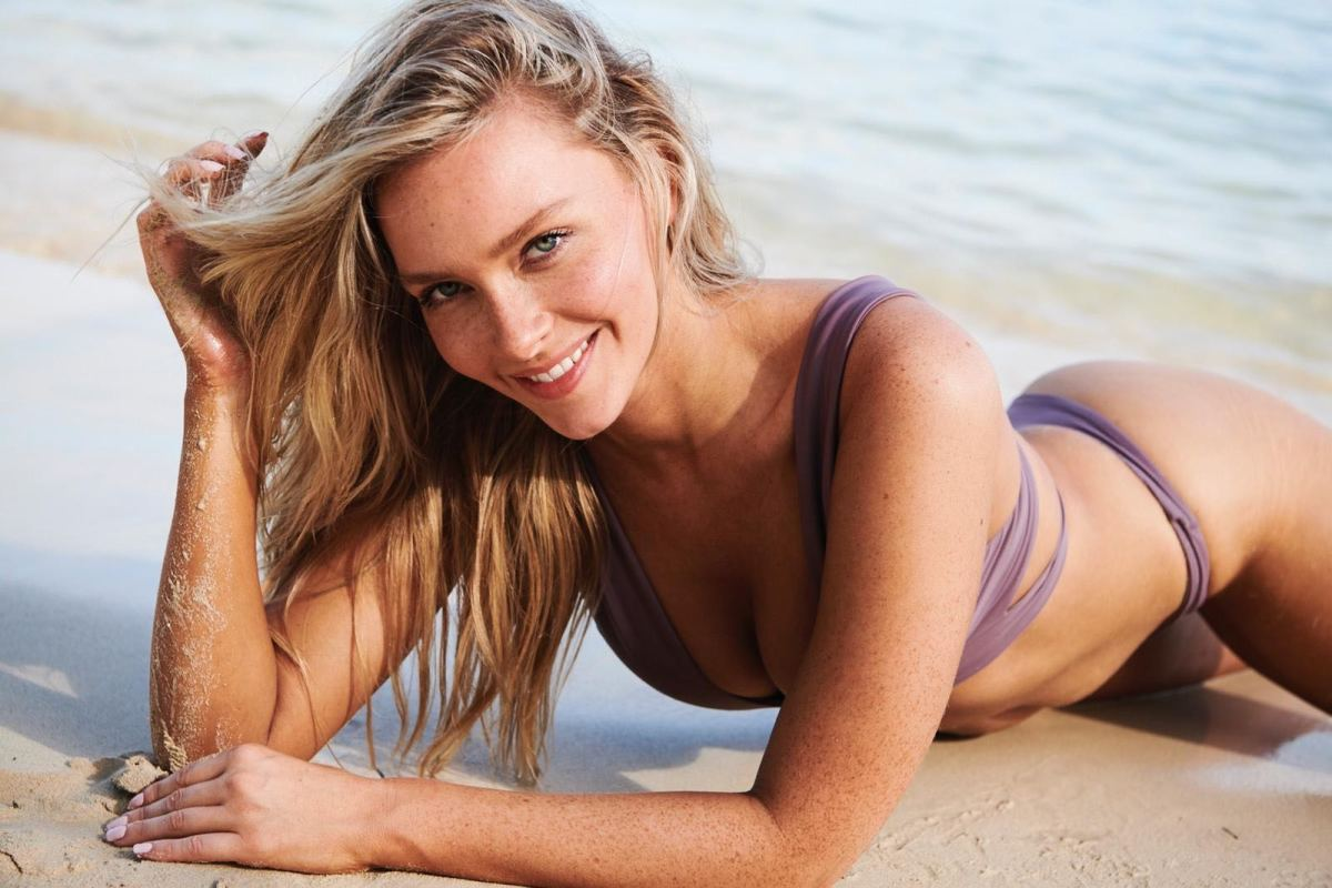 Camille Kostek Is Shooting For Si Swimsuit 2020 In The Dominican Republic Swimsuit Si Com