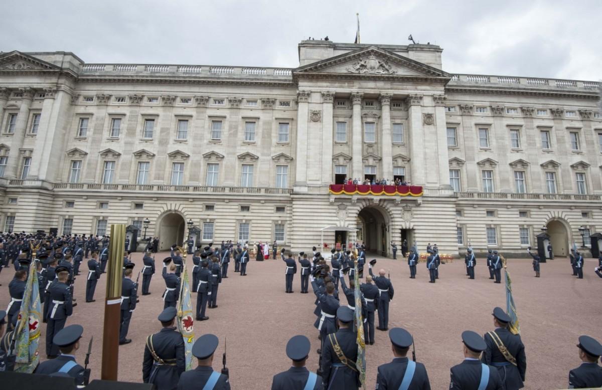 Photo courtesy of Buckingham Palace