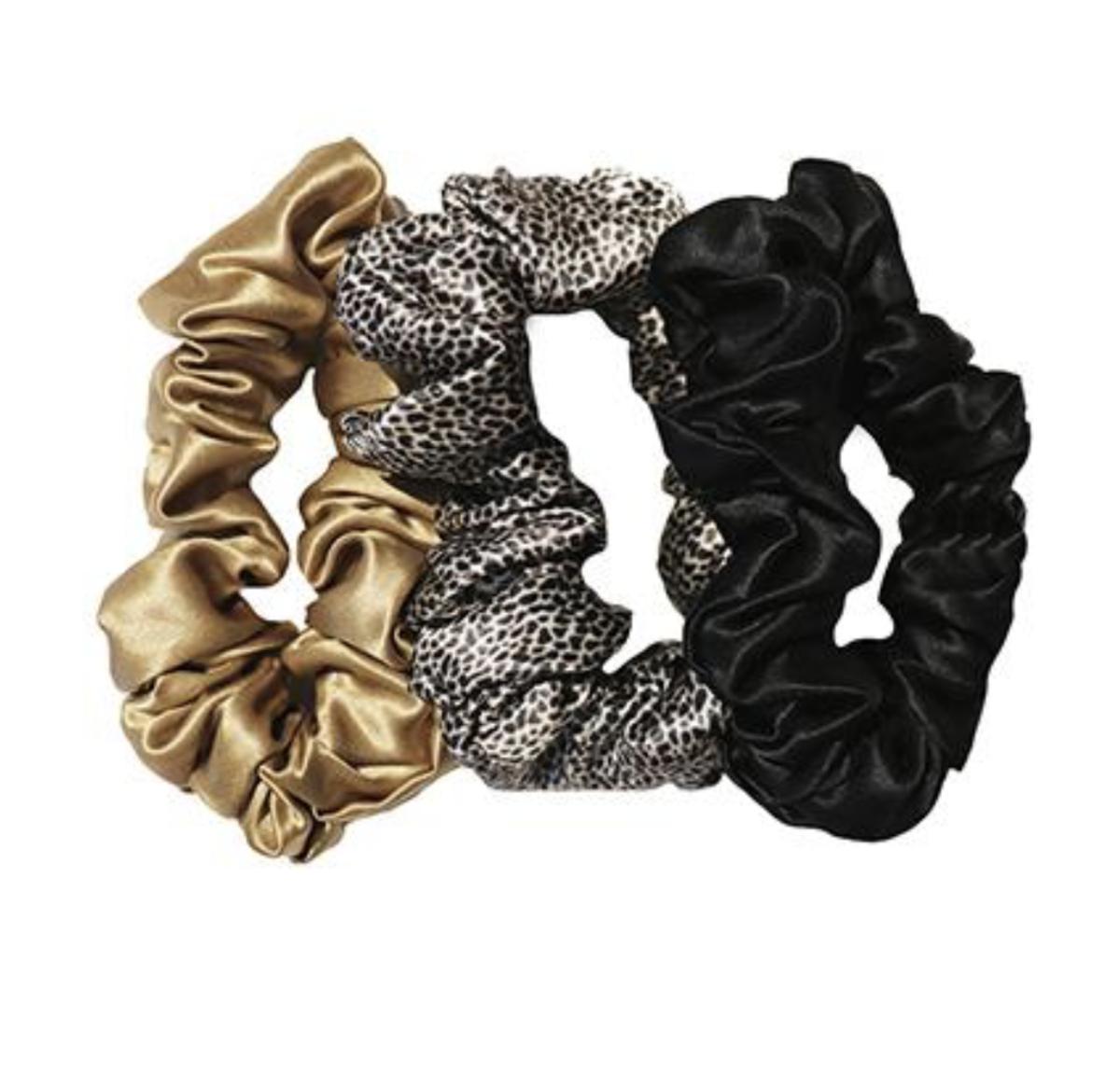 Slip Scrunchies, $39