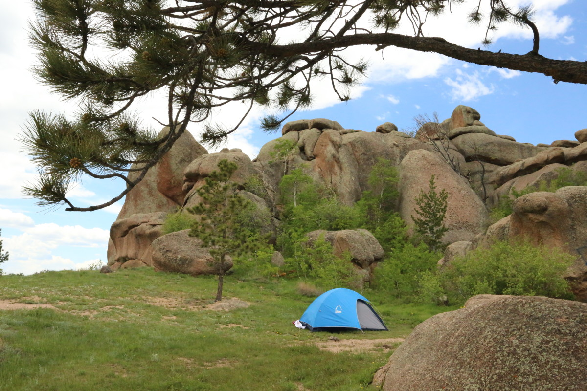 Vedauwoo-Camping---Albany-County---2016---6_credit Wyoming Office of Tourism
